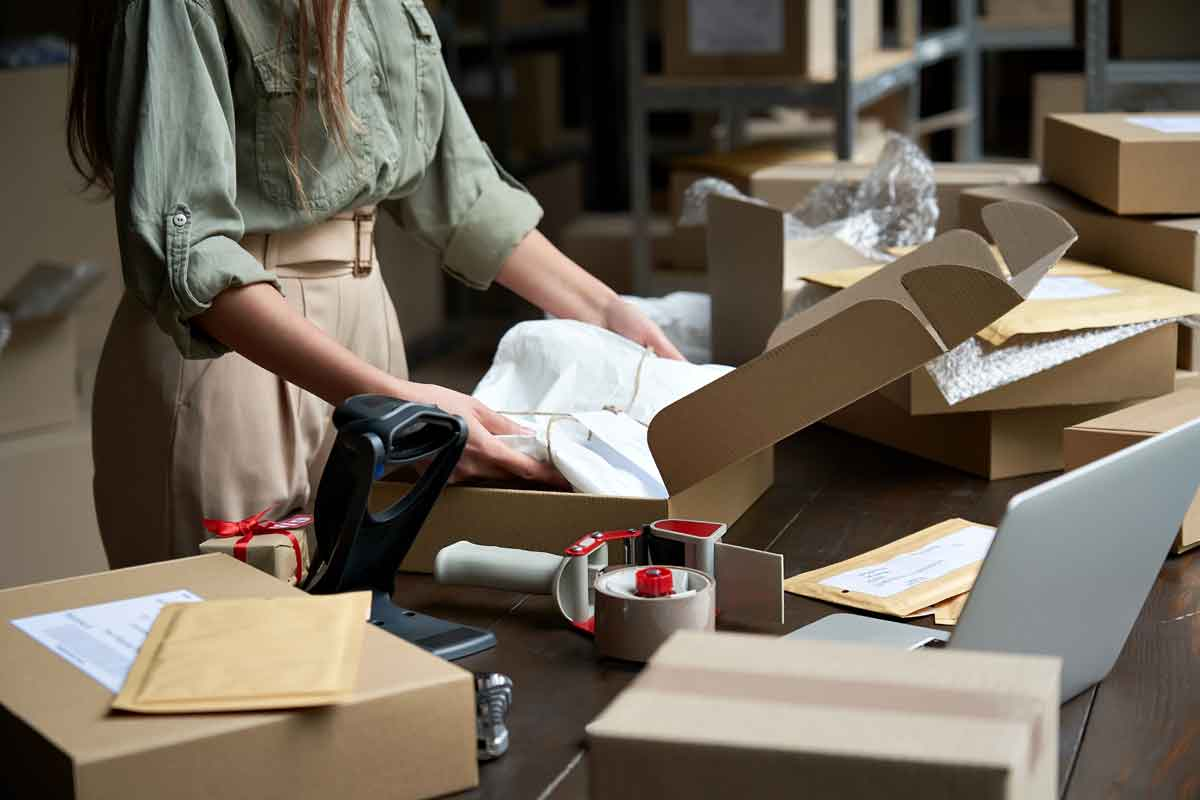 fulfilment outsourcing